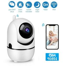 1080P WiFi IP Camera In/Outdoor Home Security Monitor Night