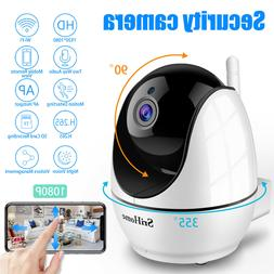 1080P Wifi Wireless Surveillance Security Camera for Home/Of