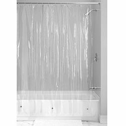 InterDesign Waterproof Vinyl 4.8-Gauge Heavy Weight Shower C