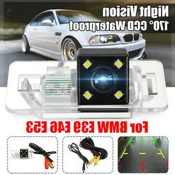 170° CCD Night Vision Car Backup Reverse Rear View Camera I