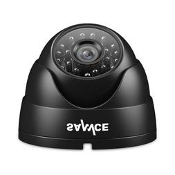 SANNCE 1x 900TVL Dome Home CCTV Security Surveillance Camera
