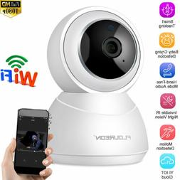 2x 1080p wifi ip security camera smart