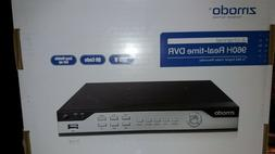 Zmodo 4 Channel H.264 Security DVR w/ 960H Real-Time Recordi