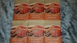 6 Nicole's Home Accents Pumpkin Spice Scented Sachets For Ve