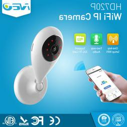 720P IP Camera Wireless Wifi Surveillance For Alexa Echo Sho