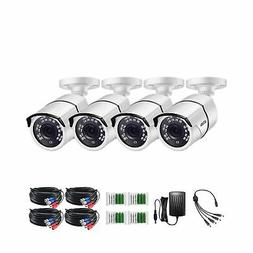 ZOSI 8CH CCTV System Kit 960H Recording Home Security DVR 4P
