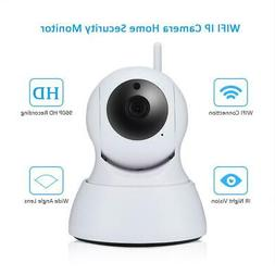 960P HD IR Night Vision Wireless WiFi Remote Control IP Came