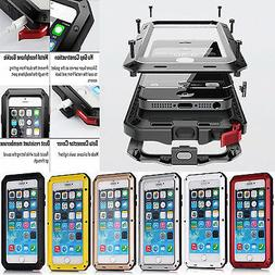 Aluminum Waterproof Shockproof Metal Gorilla Hard Cover Case