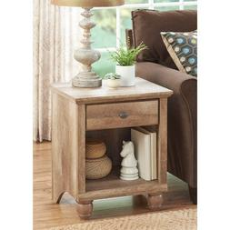 Better Homes and Gardens Crossmill Collection End Table, Wea