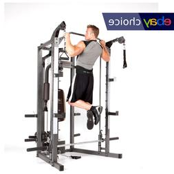 home gym equipment workout weights exercise machine adjustable