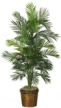 Nearly Natural 5263-03 Areca Palm Decorative Silk Tree with
