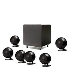 Orb Audio Mini 5.1 Plus - Metallic Black Gloss