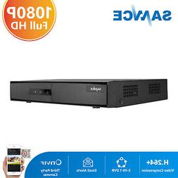 SANNCE 8CH 1080P Lite 5IN1 DVR Video Recorder for Home Surve