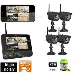 Wireless Outdoor Security Camera Systems for Home CCTV WIFI