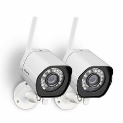 Zmodo Wireless Security Camera System  Smart HD Outdoor WiFi