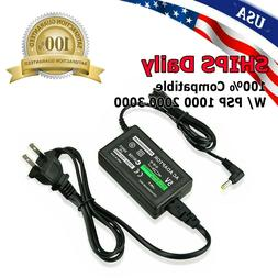 AC Adapter Home Wall Charger Power Supply For Sony PSP 1000