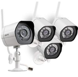 Best Security Cameras For Home Outdoor Surveillance 4 Set 72