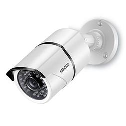 ZOSI 1080P 4-in-1 TVI/CVI/AHD/CVBS CCTV Security Camera 36 I