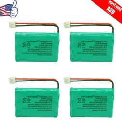 4x Cordless Home Phone Battery Pack For V-Tech ER-P510 89-13