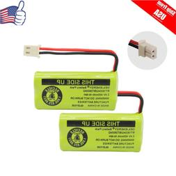 2X Cordless Home Phone Battery For BT183342 BT-162342 BT2833