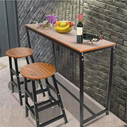 counter height pub bar table kitchen furniture