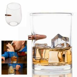 creative bullet glass wine mug lucky drinking