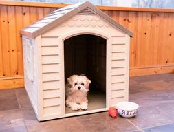 Dog House for Large Breed Dog Outside Weatherproof Oudoor In