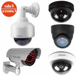Fake Dummy Dome/Solar Surveillance for Home Security Camera