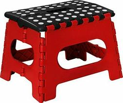 folding step stool for kids 11 wide