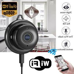 full hd 1080p mini wireless ip camera