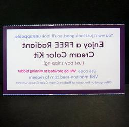 Gift Card for Free Madison Reed Radiant Hair At-home Color K