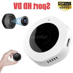 HD 1080P Mini Outdoor Sports Hidden Camera For Home Surveill