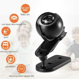 HD 1080P Surveillance Camera Wide Angle Night Vision Camcord