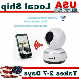 HD 720P WiFi IP Camera Home Security Surveillance Camera for