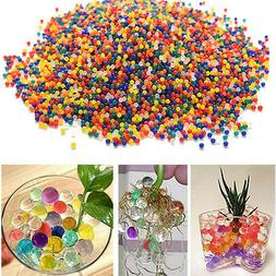 Hot 1000 Pcs Water Bullet Balls 2.5mm-3mm Water Gel Beads fo