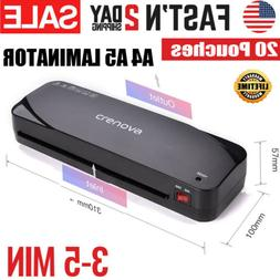 Hot Laminator 4 in1 Laminating Machine A4 for Home Office +