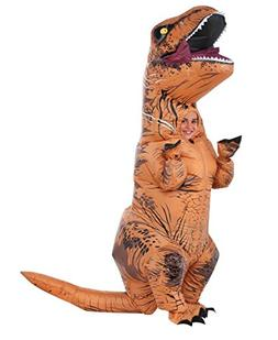 Rubie's Jurassic World T-Rex Inflatable Costume, Child's