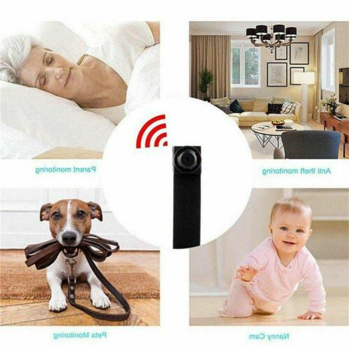 1080P Camera Wireless WIFI IP Home Security Micro DVR and