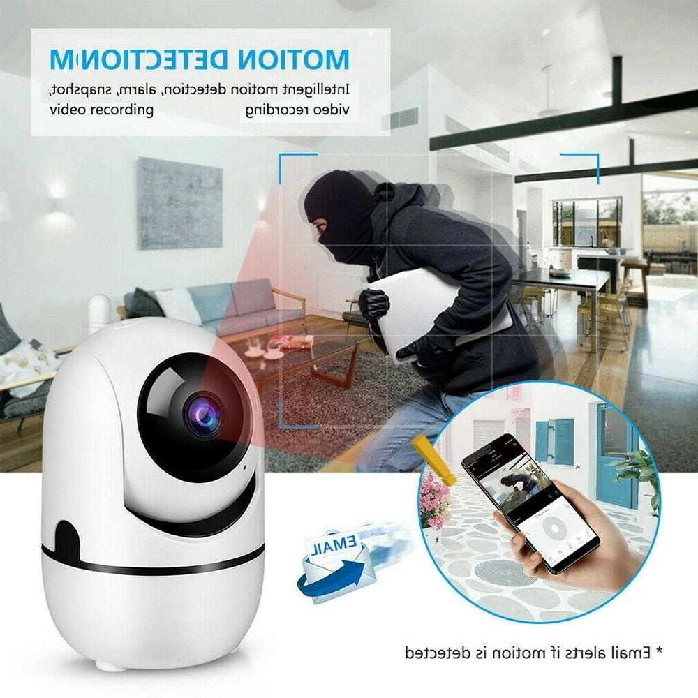 1080P IP Camera In/Outdoor Home Security Night