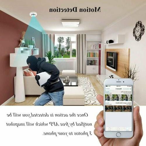 1080P Hidden Camera P2P Security for iOS Android