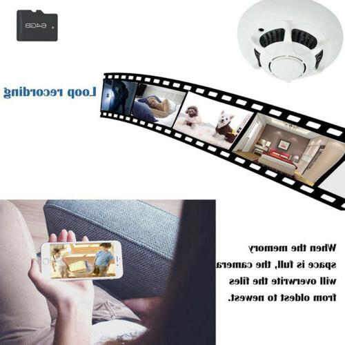1080P WiFi UFO Hidden Camera Security for iOS Android