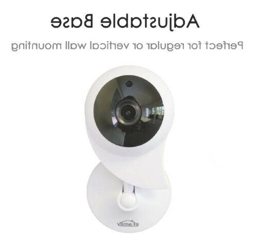 eFamily 1080p Wireless IP Home for Security Night