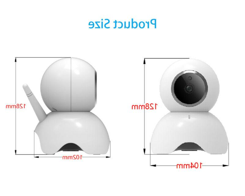 1080P Wireless Security Camera Motion Baby