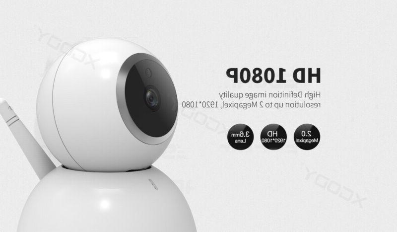 1080P Home Security Motion Detection Baby
