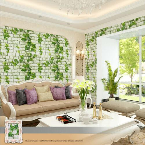 10M Pattern Self-adhesive Paper for Home Bar Décor