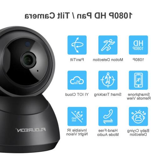 YI Cloud Wireless FHD 1080P WIFI IP Came