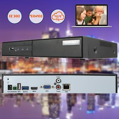 OWSOO 16CH 1080P Cloud NVR Recorder APP for Security R2K4