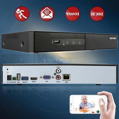 OWSOO 16CH 1080P Cloud Recorder APP Home Security