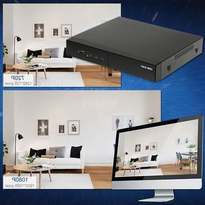OWSOO 1080P Cloud NVR Network Video Recorder Home Security