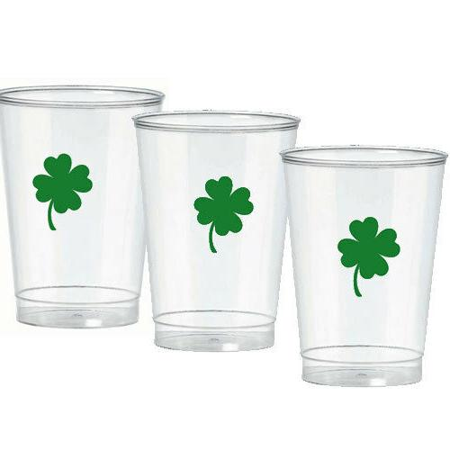 20 Shamrock for Decal Home Window Room Cup